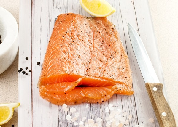 Filet de saumon pour Gravlax - Ô'Poisson
