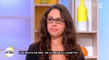 Intervention dans la quotidienne de France 5