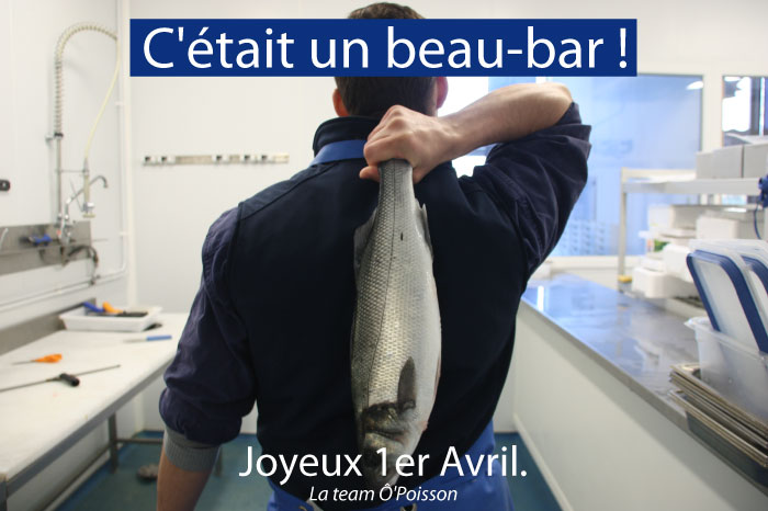 O'POISSON D'AVRIL